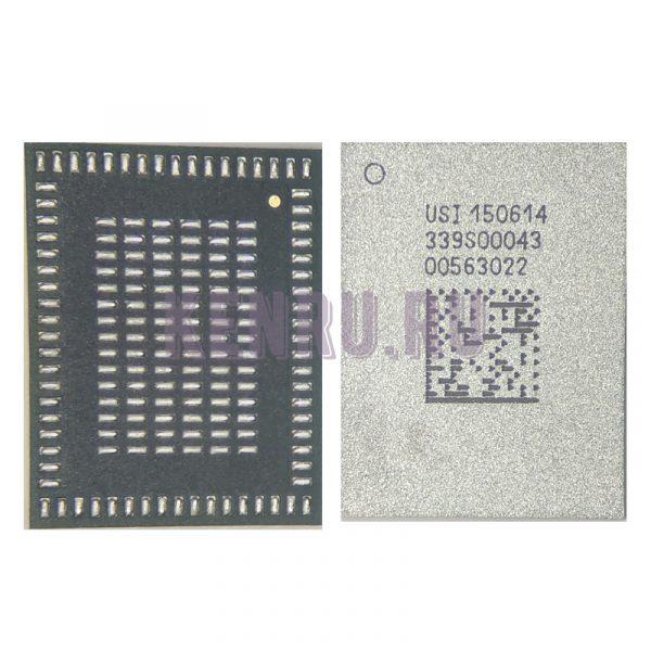 Микросхема для iPhone 339S00043 Wi-Fi модуль для iPhone 6S