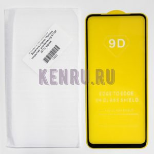Защитное стекло Полное покрытие для Samsung A115F M115F A11 M11 Черное