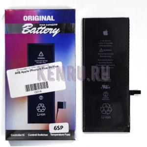АКБ для Apple iPhone 6 Plus 6s Plus