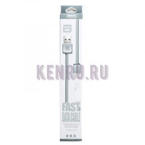 REMAX RC-008m Fast Data cable MicroUSB 1м Grey