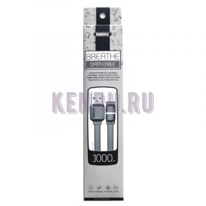 REMAX RC-029i Breathe lightning iPhone 1м