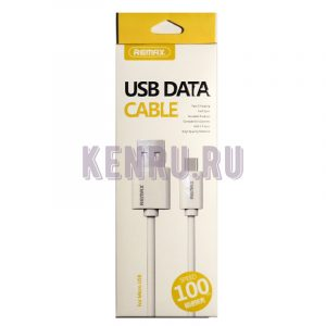REMAX RC-007m Fast Charging Cable Micro USB 1м