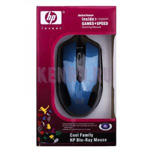 Мышь проводная оптическая Hp/Dell Большая