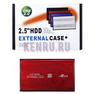 Кейс для жесткого диска USB 2.0