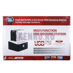 Док-станция для HDD 895U3SC Белый