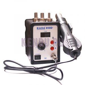 Паяльная станция Фен Kada 858D