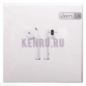 Remax LK Наушники AirPods Original design White
