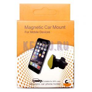 Автомобильный держатель в воздуховод на магните MAGNETIC CAR MOUNT