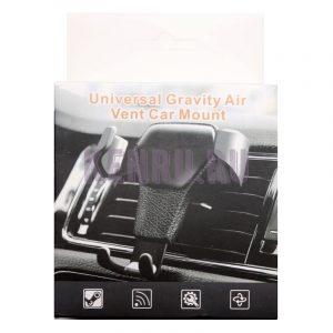 Автомобильный держатель в воздуховод UNIVERSAL GRAVITY AIR VENT CAR MOUNT