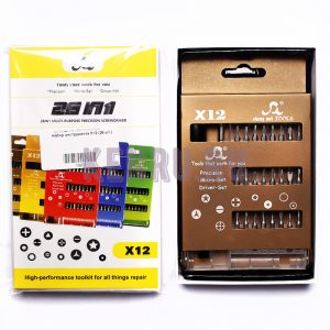 Набор инструмента X12 (26 шт.)