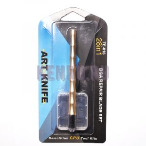 Набор лопаток для снятия микросхем ART KNIFE TE-016 28 В 1