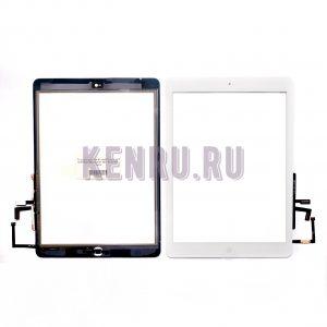 Тачскрин для iPad Air Ipad 5 A1474 1475 1476 1822 1823 Ipad 9.7 2017 White AA c home