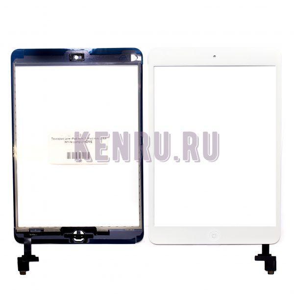 Тачскрин для iPad mini 1 iPad mini 2 AA White comp с HOME