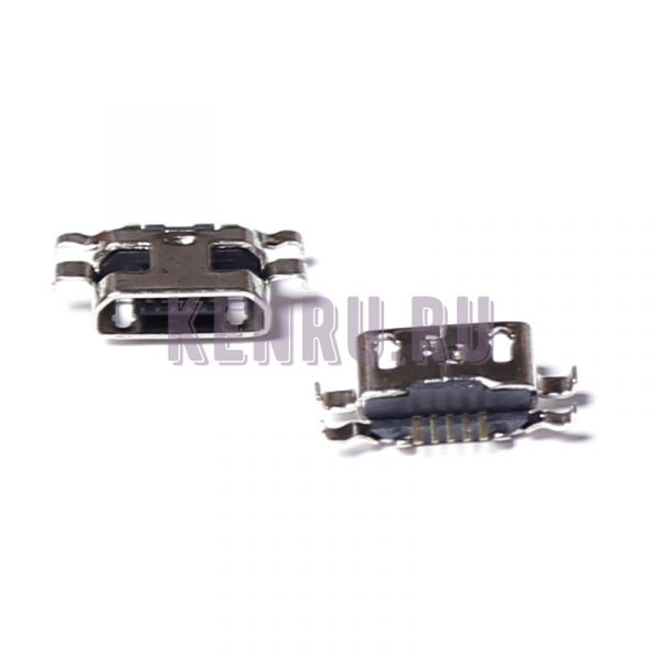 Разъем MicroUSB для Huawei Gionee W900T 1 GN151 GN128 V188S GN3003 GN3002 F306 GN5001 V187