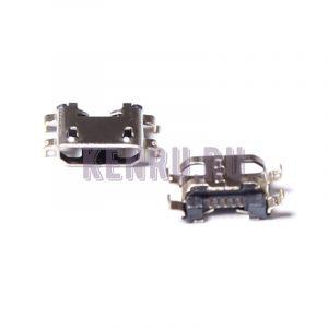 Разъем MicroUSB для Huawei Homtom HT3 HT3 pro HT7 HT7 pro