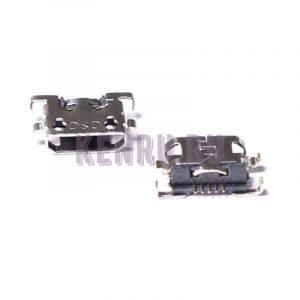 Разъем MicroUSB для ZTE V815W для lenovo A798T A590 A808 A706T A670T S890 S820 S880