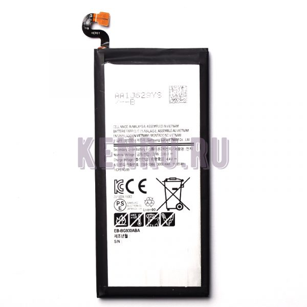 АКБ для Samsung EB-BG930ABA G930F S7