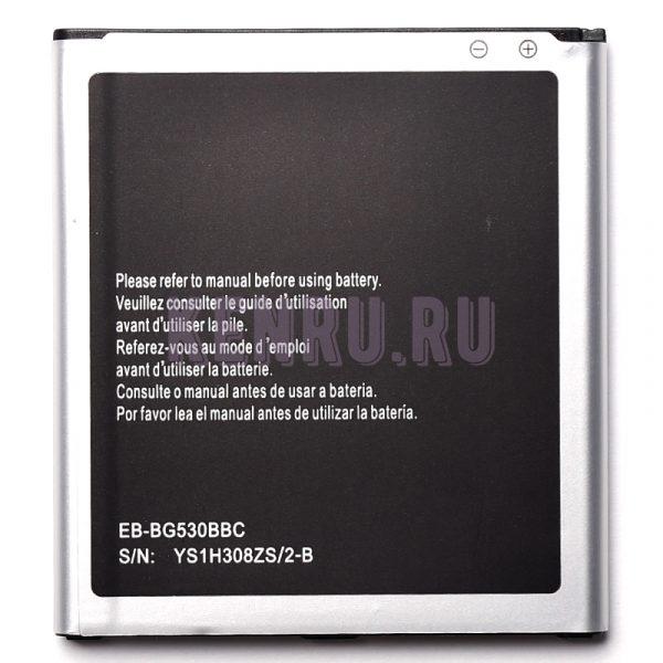 АКБ для Samsung EB-BG530CBE G530H G531H G532F J500H J320F J250F J300