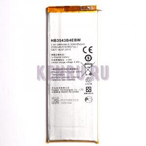 АКБ для Huawei HB3543B4EBW Huawei Ascend P7