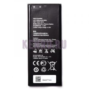 АКБ Huawei HB4742A0RBC Honor 3C G730