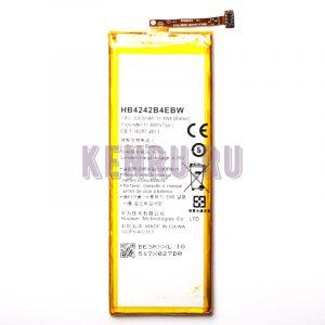 АКБ для Huawei HB4242B4EBW Honor 6 Honor 4X