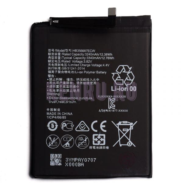 АКБ для Huawei HB356687ECW Nova 2 Plus Nova 2i Honor 7X Nova 3i P30 Lite Honor 20S