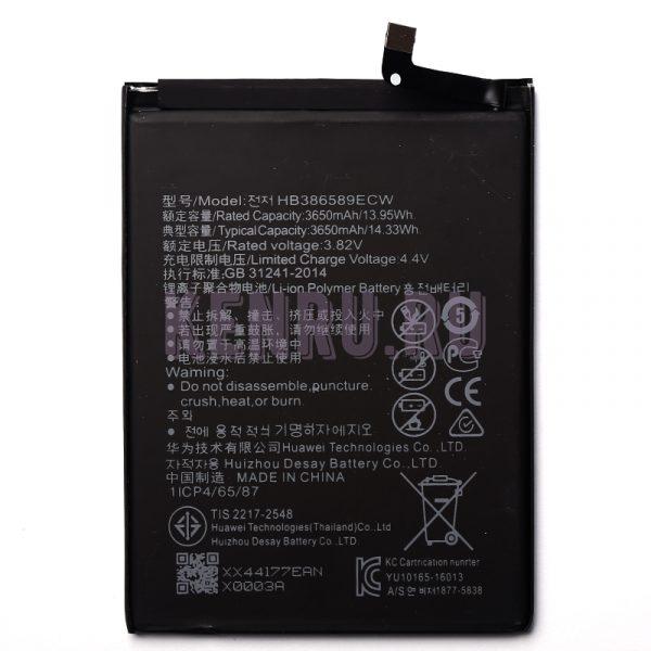 АКБ для Huawei HB386589ECW P10 Plus Honor View 10 Honor Play Honor 20 Nova 3 Mate 20 Lite Honor 8x