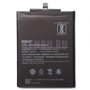 АКБ для Xiaomi BM47 Redmi 3 Redmi 3S Redmi 3 Pro Redmi 4X