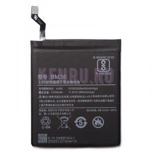 АКБ для Xiaomi BM36 Mi 5S