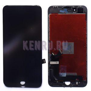 Дисплей для iPhone 8 Plus в сборе Черный