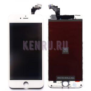 Дисплей для iPhone 6 Plus в сборе Белый