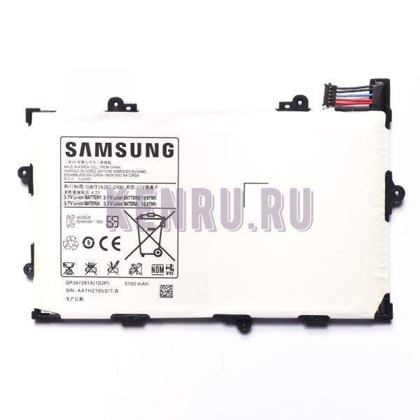 АКБ для Samsung SP397281A 1S2P P6800 P6810