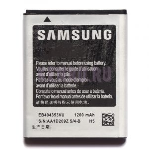 АКБ для Samsung EB494353VU S7230 C6712 S5250 S5282 S5310 S5330 S5570 YP-G1