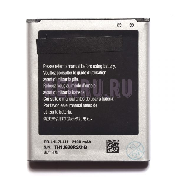АКБ для Samsung EB-L1L7LLU i9260 G386F
