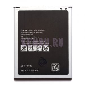 АКБ для Samsung EB-BJ700CBE J700F J701F J400 J720