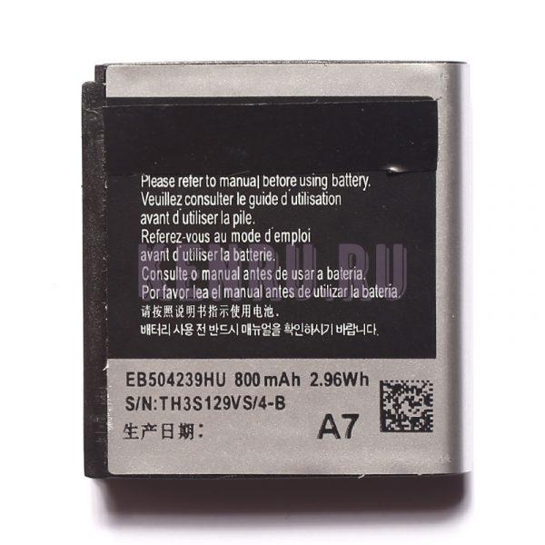 АКБ для Samsung EB504239HU S5200 S5530 A187