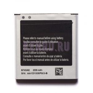 АКБ для Samsung Galaxy S4 Zoom SM-C101 C1010 B740AE