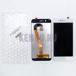 Дисплей Huawei Nova 2 в сборе с тачскрином Белый
