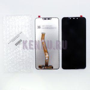 Дисплей для Huawei Nova 3i в сборе с тачскрином Черный