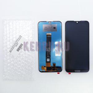 Дисплей для Huawei Y5 2019 Honor 8S 8S Prime Rev 2.2 в сборе с тачскрином Черный