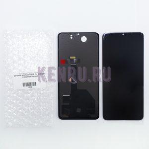 Дисплей для Huawei P30 Pro в сборе с тачскрином Черный