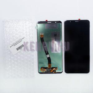 Дисплей Huawei Honor 7X в сборе с тачскрином Черный