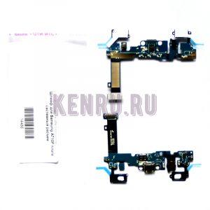 Шлейф для Samsung A710F плата системный разъем