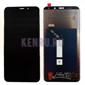 Дисплей Xiaomi Redmi 5 Plus в сборе с тачскрином Черный