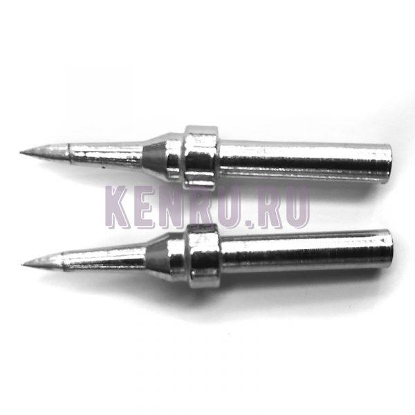 Жало индукционных паяльников Quick Kasadi Yaogong Temp Bonkonte 203 203H 204 204H 376 376D 712 R0.2 16mm