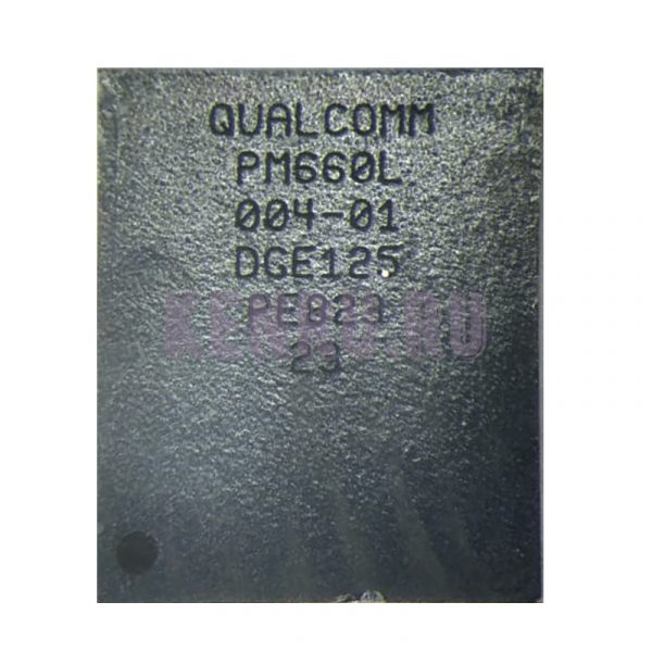 Микросхема PM660L004-01 Контроллер питания Qualcomm для Xiaomi Redmi Note 6 Redmi Note 7