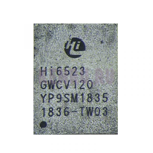 Микросхема Hi6523GWCV120 Контроллер питания для Huawei P10 P9Mate 10 Mate 10 Pro