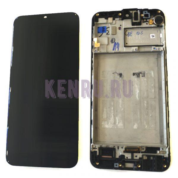 Дисплей для Samsung M315F M31 модуль Черный - OR