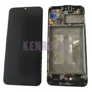 Дисплей для Samsung M307F M215F M30s M21 модуль Черный - OR