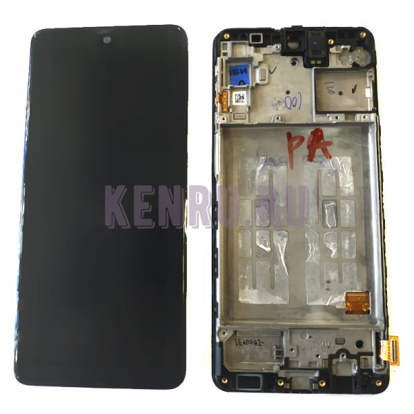 Дисплей для Samsung M317F M31s модуль Черный - OR
